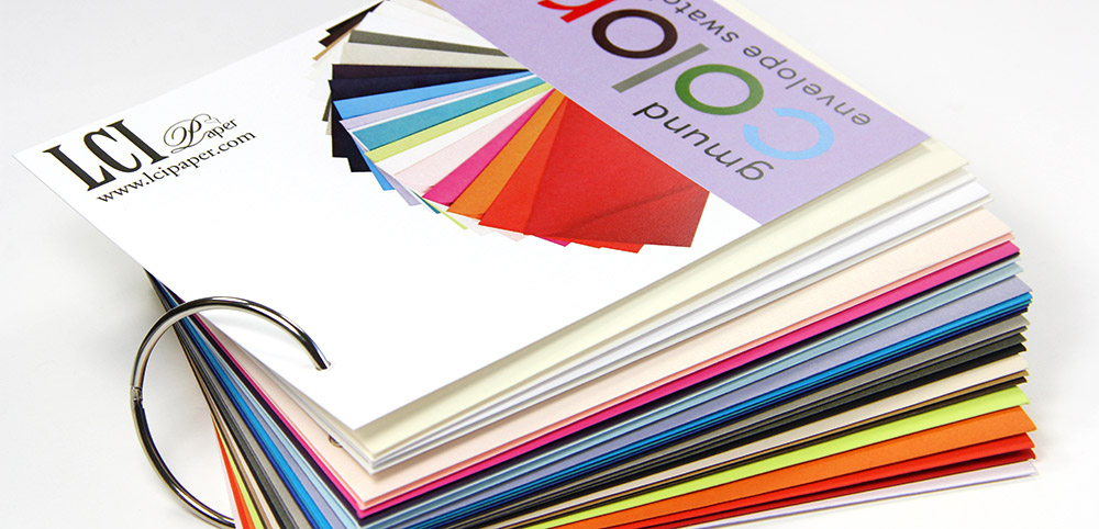 order gmund color system envelope swatch book at lcipapercom - Color Swatch Book
