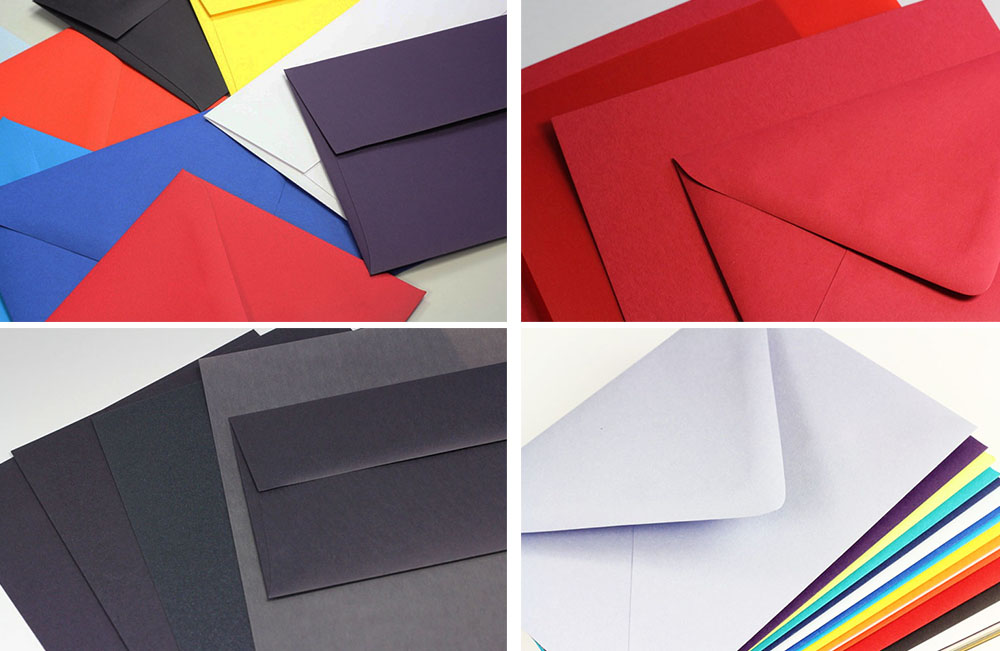 Gmund Color System Envelopes