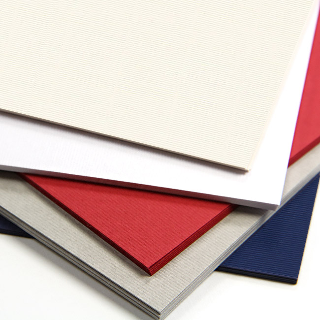 Gmund Colors Felt, European felt finish card stock