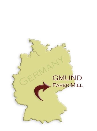 Gmund paper mill is in Gmund Village Germany
