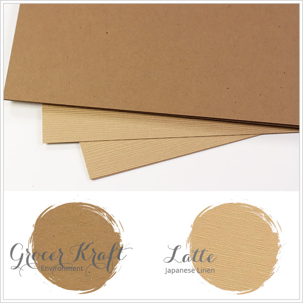 Close paper matches to Spring 2016 Pantone color Iced Cofee