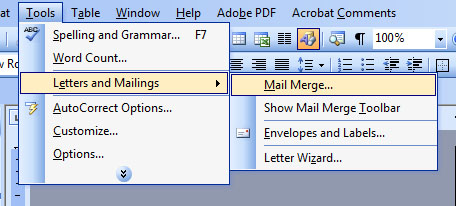 How to print on envelopes method 2 mail merge to address envelopes all at once spiritdancerdesigns Gallery