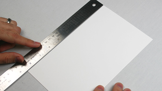 measure invitation card - Invitation Card Printing
