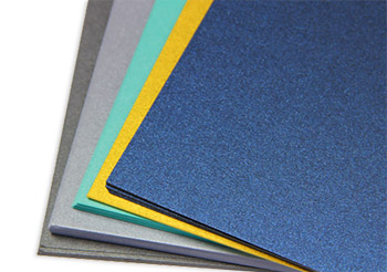 Colored card stock paper