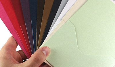 Pocket Card color range