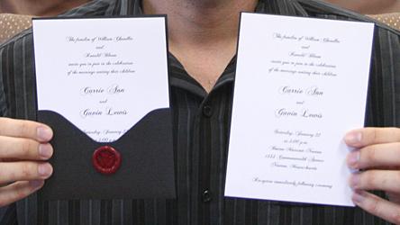 How To Create a Pocket Card Invitation – Pocket Invitation Card