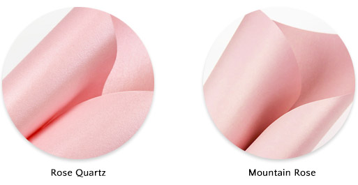 Pale pink metallic paper: Stardream Rose Quartz a good replacement for Aspire Petallics Mountain Rose