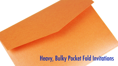 seal envelopes of thick pocket folds well