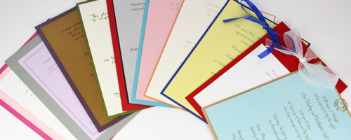 Top Rated Wedding Invitations: Top 10 Color Combos For 2012 Wedding Season