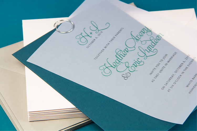 vellum overlay clip decorative ways to secure vellum to invitations without glue,Vellum Invitations