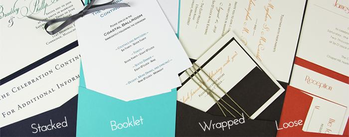 ideas for pocket insert cards