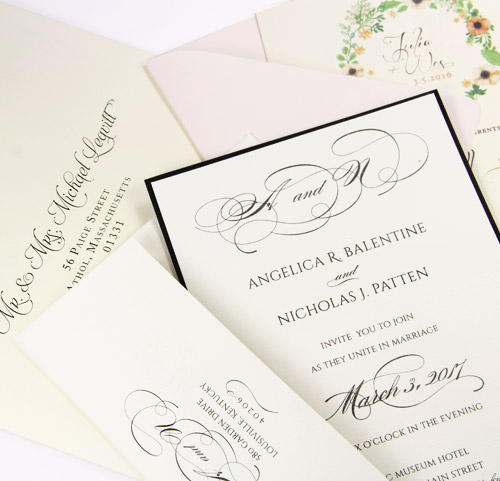 Learn About Wedding Envelope Etiquette