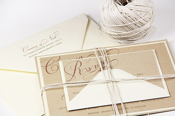 Recycled Kraft Paper Organic Twine for EcoChic Designs