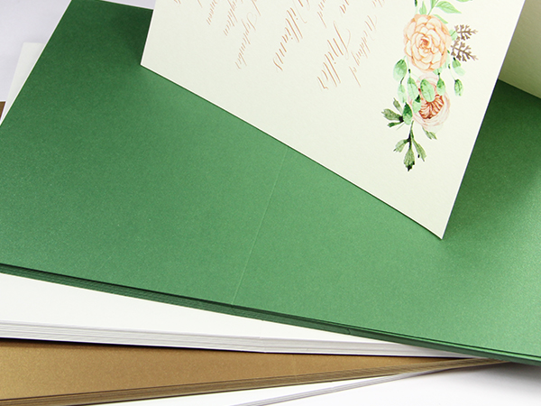 Folded cards blank greeting invitations lci paper what m4hsunfo