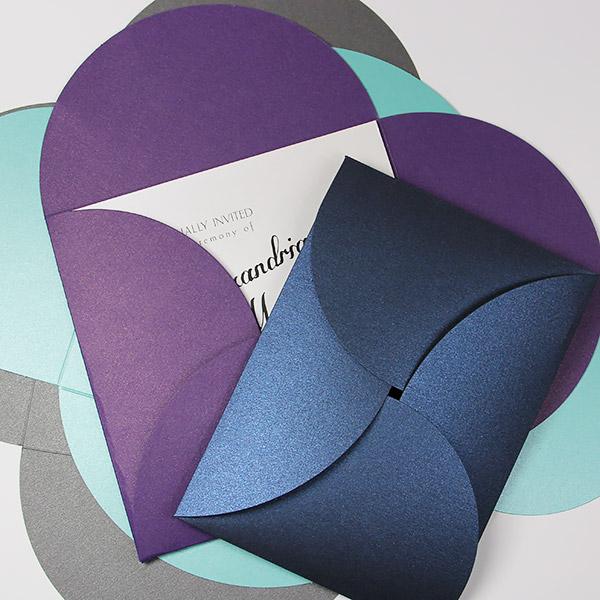 Pochette Invitations, Envelopes