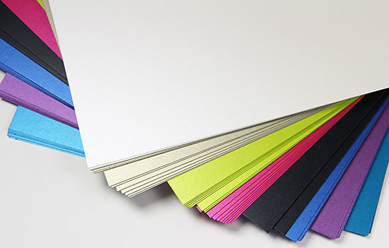 sosilk card stock - 8 fashion colors, 130lb cover |lci paper