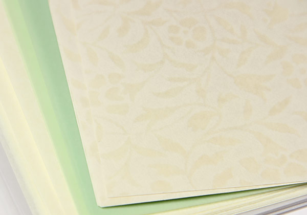 velum paper 85 x 11 printable inkjet vellum paper, or cut to any size under.