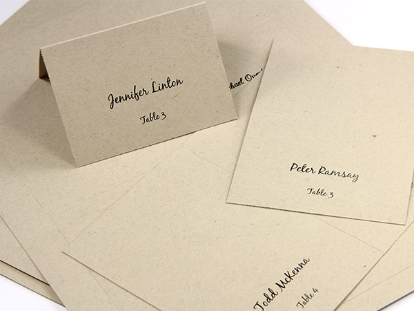 photo about Printable Wedding Place Cards known as Printable Marriage ceremony Location Playing cards, As a result Straightforward Toward Print LCI Paper