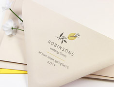 Wedding Envelope Printing Envelope Addressing Service