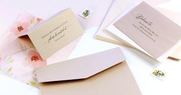 Blush Paper & Envelopes