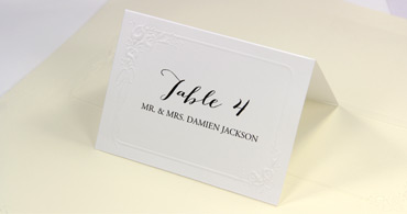 Printable Place Cards For Weddings Parties LCI Paper - Placement card template