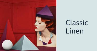 Classic Linen Cardstock Paper