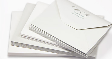 100% Cotton Envelopes