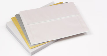 Curious Translucents Envelopes