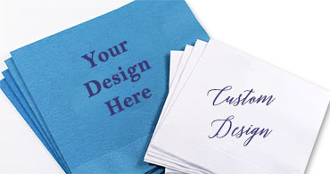 Custom Design Your Napkins