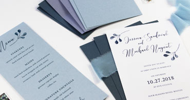 Dusty Blue Cards