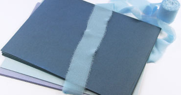 Dusty Blue Cardstock Paper