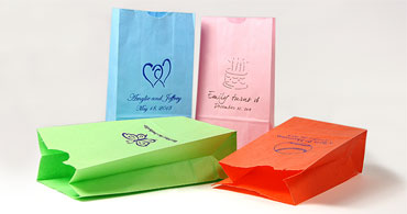 Favors, Treats, Boxes & Bags