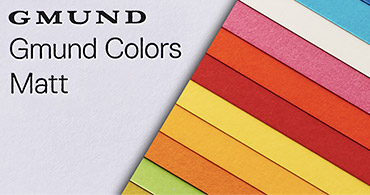 Gmund Colors Matt Papers