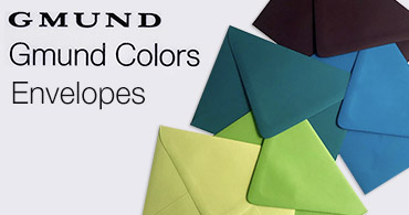 Gmund Colors MATT Envelopes