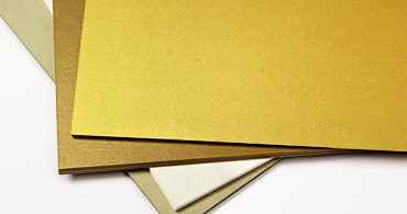 Gold Cardstock Paper