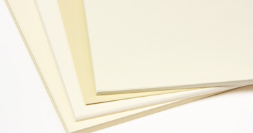 Ivory Cardstock Paper