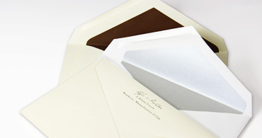 Double Wedding Envelopes