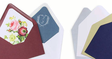Euro Flap Envelope Liners