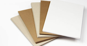 Kraft Blank Cards