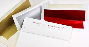 Lined Wedding Envelopes