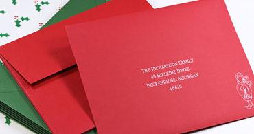 Red & Green Envelopes