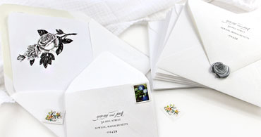 Wedding White Envelopes