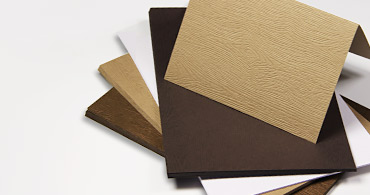 Wood Grain Blank Cards