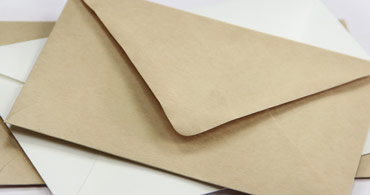 No Color No Bleach Envelopes