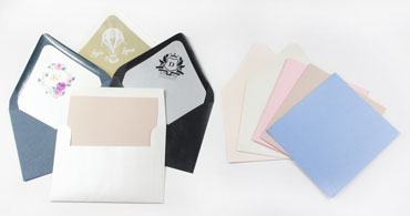 Metallic Envelope Liner Paper