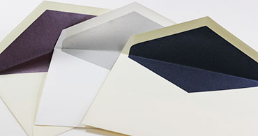 Lined Envelopes For Weddings Invitations Cards