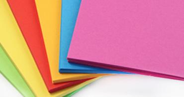 Neon Cardstock Paper