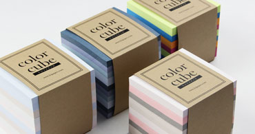 Color Cube Notepads