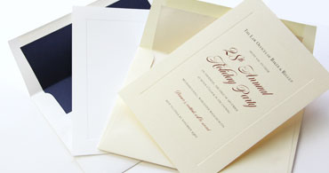 panel invitations - Printable Wedding Invitation Kits