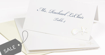 Place Cards Sale